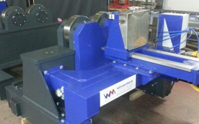 VOITH | druckluftbetriebener Walzentransportwagen