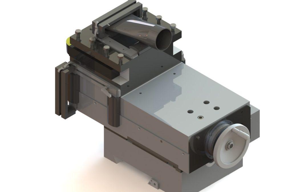 Werkzeugmaschinenbau | Zustellachse-x1