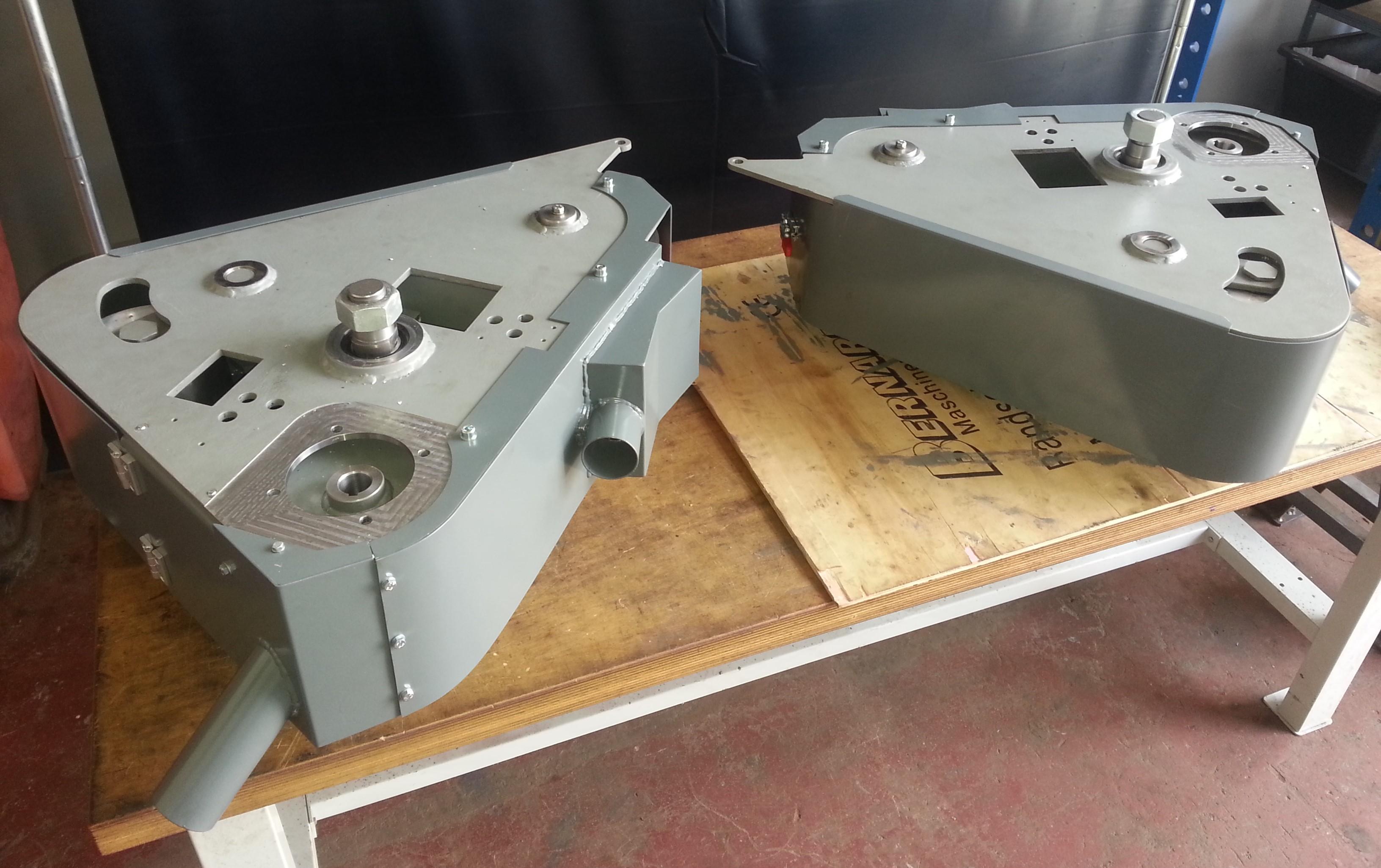 Bandschleifer/Rohrbearbeitung